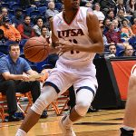 UTSA beat Southeastern Oklahoma State 70-67 on Saturday, Dec. 29, 2018, at the UTSA Convocation Center. - photo by Joe Alexander