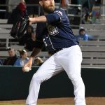 Josh Fields. The Missions beat the Sounds 5-3 Saturday at Wolff Stadium. - photo by Joe Alexander