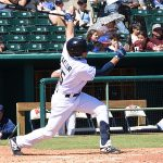 Tyrone Taylor. The Missions beat the Sounds 5-4 Sunday at Wolff Stadium. - photo by Joe Alexander