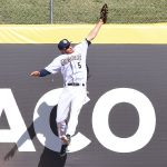 Cory Spangenberg. The Missions beat the Sounds 5-4 Sunday at Wolff Stadium. - photo by Joe Alexander