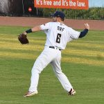 Nate Orf. The Missions beat the Oklahoma City Dodgers 4-3 Friday at Wolff Stadium. - photo by Joe Alexander