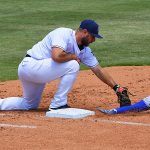 David Freitas. The Missions lost to the Dodgers 4-1 Sunday at Wolff Stadium. - photo by Joe Alexander