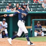 Lucas Erceg. The Missions beat the Redbirds 9-3 Sunday at Wolff Stadium. - photo by Joe Alexander