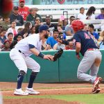 Lucas Erceg. The Missions beat the Redbirds 4-0 Monday at Wolff Stadium to complete a sweep of their five-game series. - photo by Joe Alexander