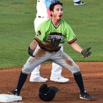 From the Express at Missions game Thursday at Wolff Stadium. - photo by Joe Alexander