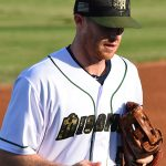 Missions infielder Cory Spangenberg playing against Nashville on Wednesday at Wolff Stadium. - photo by Joe Alexander