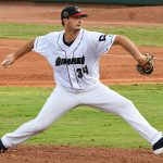 Missions starter Burch Smith pitched six innings and allowed one run on Tuesday at Wolff Stadium. - photo by Joe Alexander