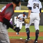 Mauricio Dubon. The San Antonio Missions beat the Sacramento River Cats 8-4 Tuesday at Wolff Stadium. - photo by Joe Alexander