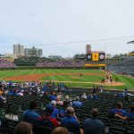 The Milwaukee Brewers and Chicago Cubs met at Wrigley Field on Friday, Aug. 30, 2019. - photo by Joe Alexander