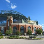 Miller Park in Milwaukee. - photo by Joe Alexander