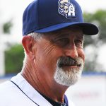Rick Sweet. 2019 San Antonio Missions season at Wolff Stadium. - photo by Joe Alexander