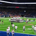 Army beat UTSA 31-13 on Saturday, Sept. 14 at the Alamodome.