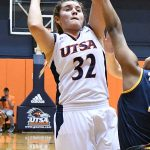 Adryana Quezada. The UTSA women's basketball team beat Texas Wesleyan 80-78 on Friday at the UTSA Convocation Center. - photo by Joe Alexander