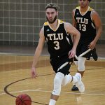 Sebastian Andrade. Texas Lutheran lost to Trinity on the road on Friday. - photo by Joe Alexander