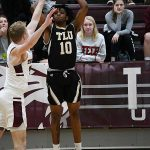 Jamir Mason. Texas Lutheran lost to Trinity on the road on Friday. - photo by Joe Alexander