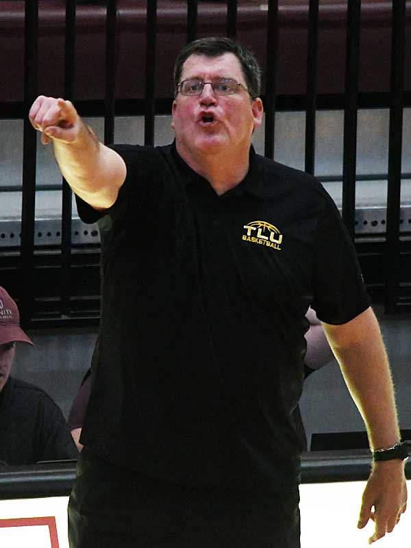 Mike Wacker. Texas Lutheran lost to Trinity on the road on Friday. - photo by Joe Alexander
