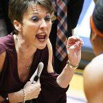 Kristen Holt. UTSA beat Florida International 60-45 in women's basketball on Saturday at UTSA. - photo by Joe Alexander