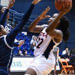 Ceyenne Mass. UTSA fell to Rice 74-62 Saturday at UTSA in CUSA women's basketball. - photo by Joe Alexander
