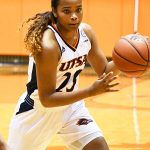 Shannan Mitchell. UTSA fell to Rice 74-62 Saturday at UTSA in CUSA women's basketball. - photo by Joe Alexander