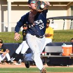 Griffin Paxton. UTSA beat Grambling 4-1 on Friday at Roadrunner Field. - photo by Joe Alexander