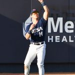 Chase Hacker. UTSA beat Grambling 4-1 on Friday at Roadrunner Field. - photo by Joe Alexander