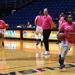 Charlotte beat the UTSA women in CUSA on Saturday. - photo by Joe Alexander