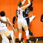 Timea Toth. Old Dominion beat UTSA in CUSA women's basketball on Thursday at UTSA. - photo by Joe Alexander