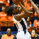 Charlene Mass. Old Dominion beat UTSA in CUSA women's basketball on Thursday at UTSA. - photo by Joe Alexander