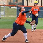 Madison Washington. UTSA beat North Texas 9-1 Saturday at Roadrunner Softball Field. - photo by Joe Alexander