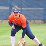 Taylor Medina. UTSA beat North Texas 9-1 Saturday at Roadrunner Softball Field. - photo by Joe Alexander
