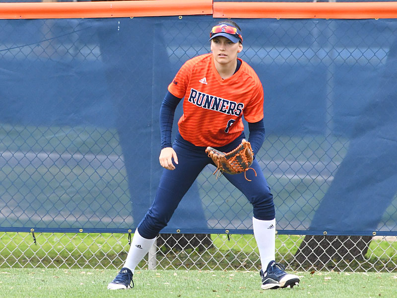 Hannah Boring. UTSA beat North Texas 9-1 Saturday at Roadrunner Softball Field. - photo by Joe Alexander