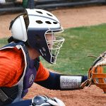 Kindell Brooks. UTSA beat North Texas 9-1 Saturday at Roadrunner Softball Field. - photo by Joe Alexander
