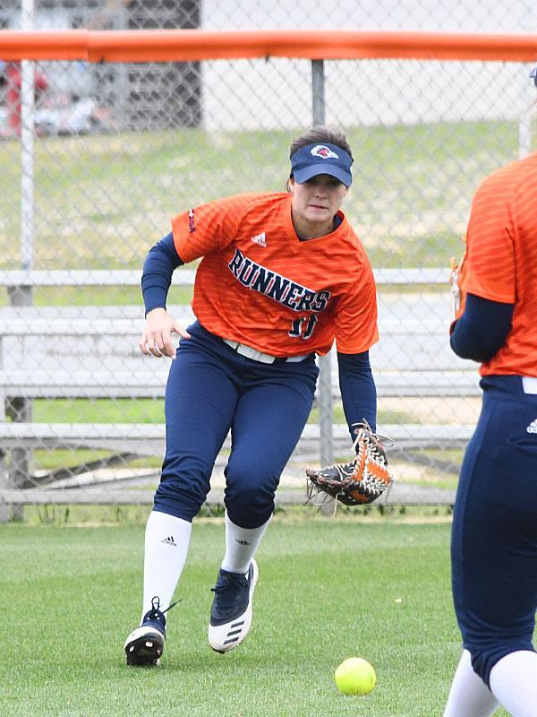 Lauren Coerver. UTSA beat North Texas 9-1 Saturday at Roadrunner Softball Field. - photo by Joe Alexander