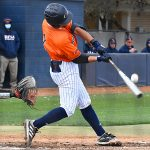 UTSA's Jonathan Tapia playing against UT-Arlington on Saturday, March 6, 2021, at Roadrunner Field. - photo by Joe Alexander