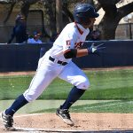 UTSA's Jonathan Tapia playing against UT-Arlington on Sunday, March 7, 2021, at Roadrunner Field. - photo by Joe Alexander