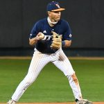 UTSA shortstop Josh Lamb playing against UT-Arlington on March 5 at Roadrunner Field. - photo by Joe Alexander