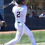 UTSA shortstop Josh Lamb playing against UT-Arlington on March 7 at Roadrunner Field. - photo by Joe Alexander
