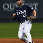 UTSA baseball Griffin Paxton by Joe Alexander