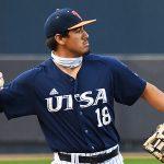 UTSA baseball Austin Ochoa by Joe Alexander