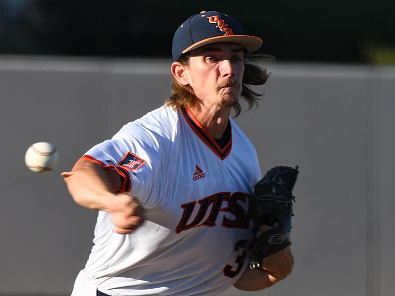 UTSA baseball Hunter Mason by Joe Alexander