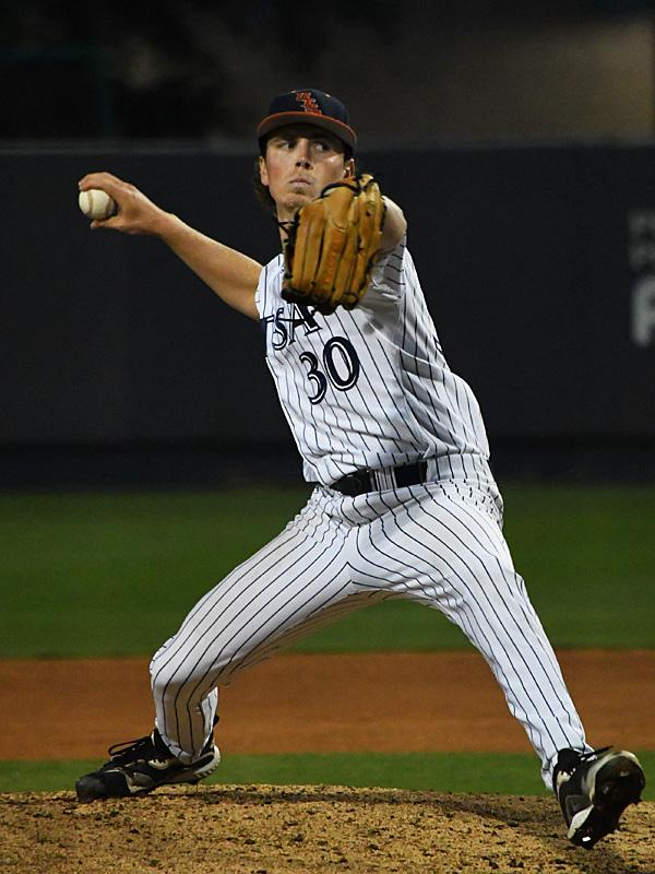 UTSA baseball John Chomko by Joe Alexander