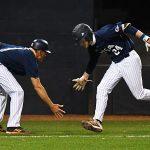 UTSA baseball Kyle Bergeron by Joe Alexander