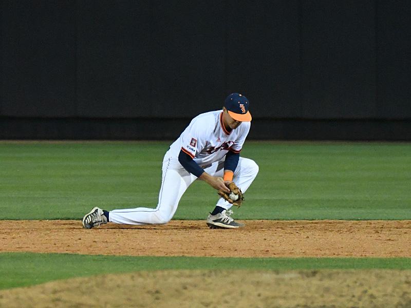 UTSA baseball Leyton Barry by Joe Alexander