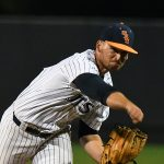 UTSA baseball Luke Malone by Joe Alexander