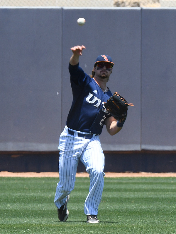 UTSA baseball Dylan Rock by Joe Alexander