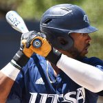 UTSA baseball Ian Bailey by Joe Alexander