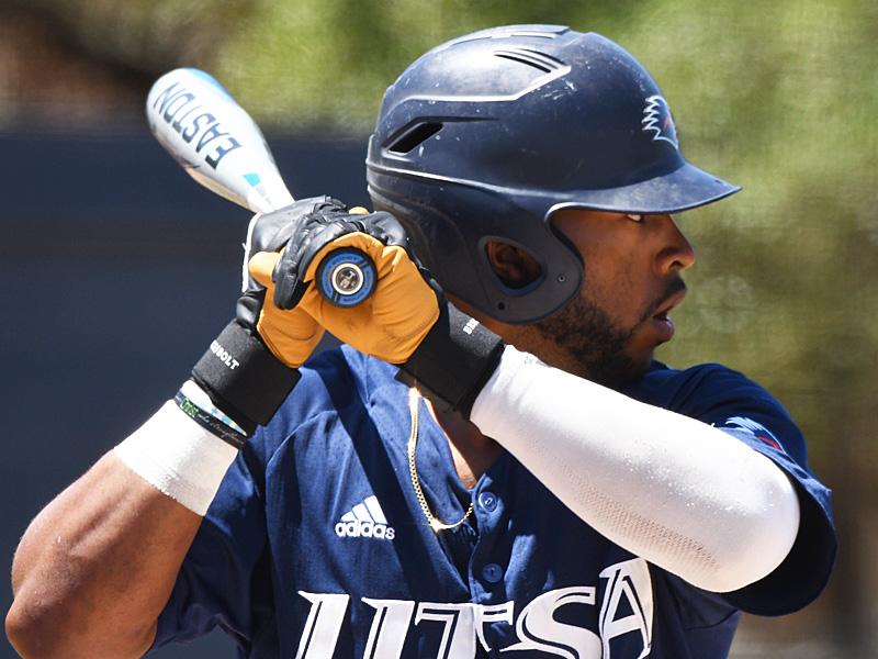 UTSA baseball Ian Bailey by Joe Alexander