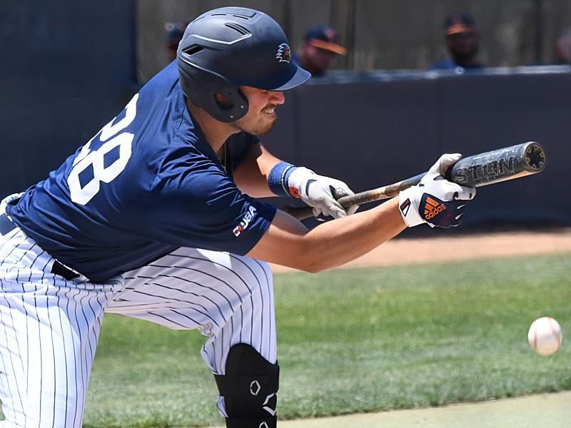 UTSA baseball Chris Shull by Joe Alexander