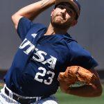 UTSA baseball Arturo Guajardo by Joe Alexander