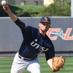 UTSA baseball Luke Malone by Joe Alexander